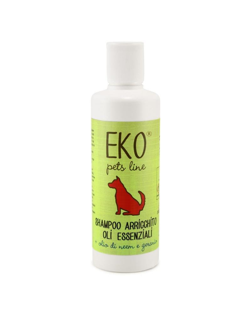 shampoo cani naturale olio di neem eko pets