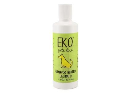 shampoo olio di Neem cani