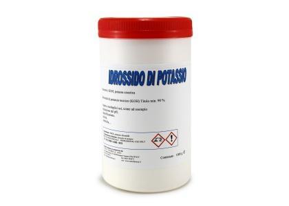 idrossido di potassio