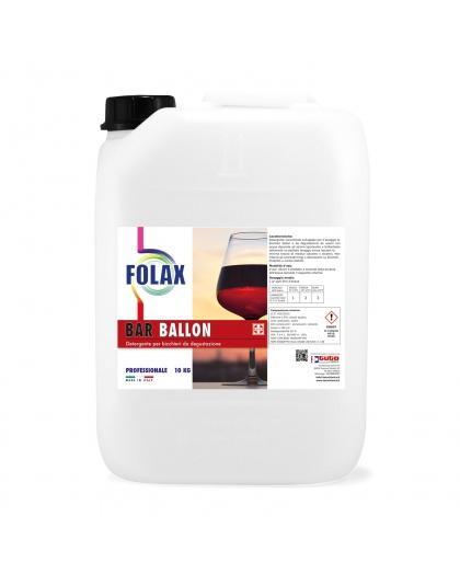 Detergente per bicchieri da degustazione Folax bar ballon