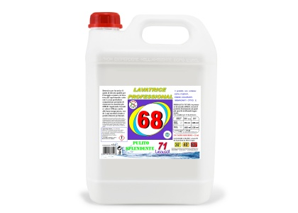 detersivo lavatrice 5 litri TUTO CHIMICA