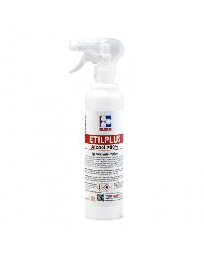 igienizzante alcolico spray