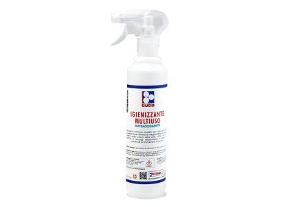 igienizzante multiuso spray