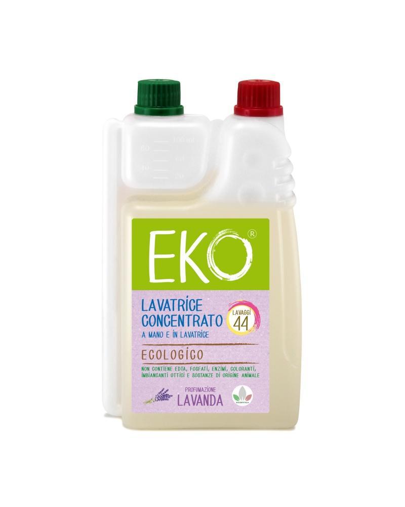 detersivo ecologico lavatrice lavanda eko