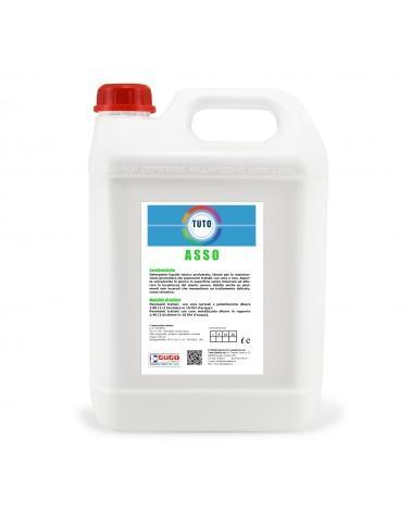detergente professionale generico tuto chimica