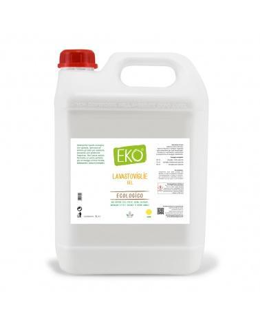 detersivo lavastoviglie ecologico tanica eko