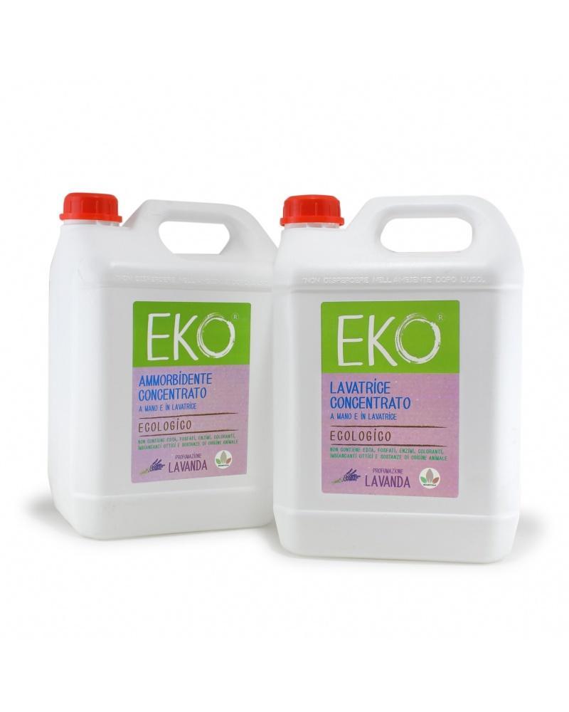 detersivi ecologici lavanda eko