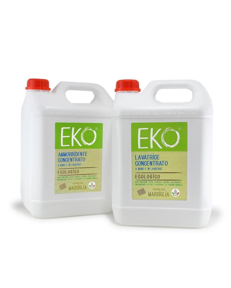 detersivo per lavatrice naturale marsiglia eko