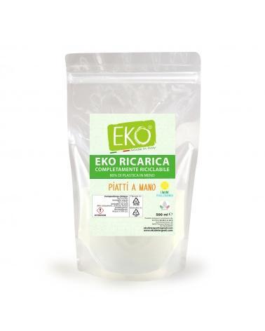 detersivo piatti ecologico 500ml eko