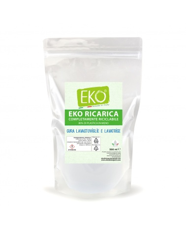 Eko cura lavatrice e lavastoviglie 250ml