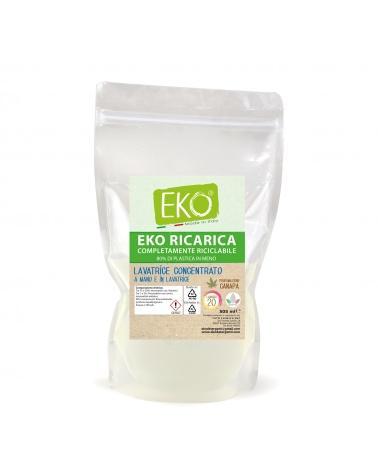 detersivo ecologico lavatrice Eko