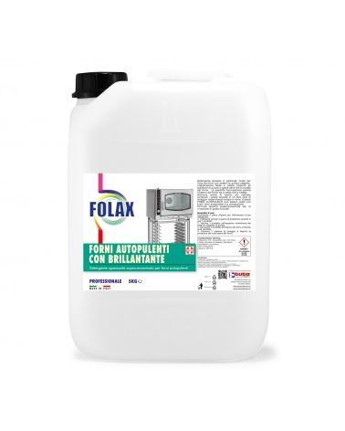 Folax detergente forni autopulenti con brillantante