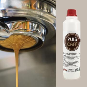 PUIS CAFF - Detergente per la Pulizia di Filtri e Macchine da Caffè