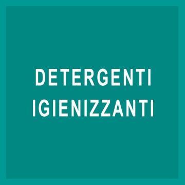 Detergenti igienizzanti